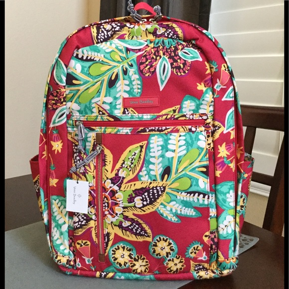 b9ff51a01ab4 NWT VERA BRADLEY LIGHTEN UP GRAND BACKPACK
